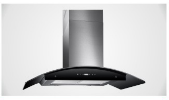 Curved Design Range Hoods