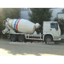 Camión Hormigonera HOWO, Mezclador Cemento 6X4 en Irak