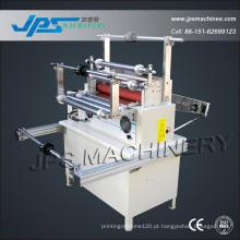 Jps-360tq fita adesiva e máquina de corte de laminação de PVC rígida