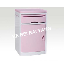 (C-101) ABS Bedside Schrank (Pink)