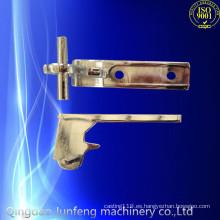 Piezas de fundición a presión de zinc de alta calidad Custome