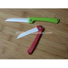 OL045-A new design foldable ceramic knife