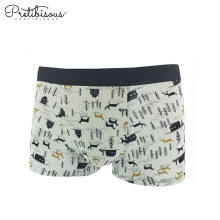 Wholesale homens de nylon boxer shorts sexy underwear