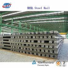 China Standard Railway Steel Rail Track