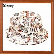 Chapeau de seau imprimé par Digital fait sur commande de mode