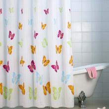PEVA-Duschvorhang / Gewohnheit druckte Duschvorhang für Badezimmer