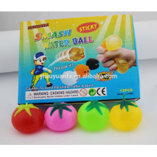 Colorful Tomato Venting Ball Toy