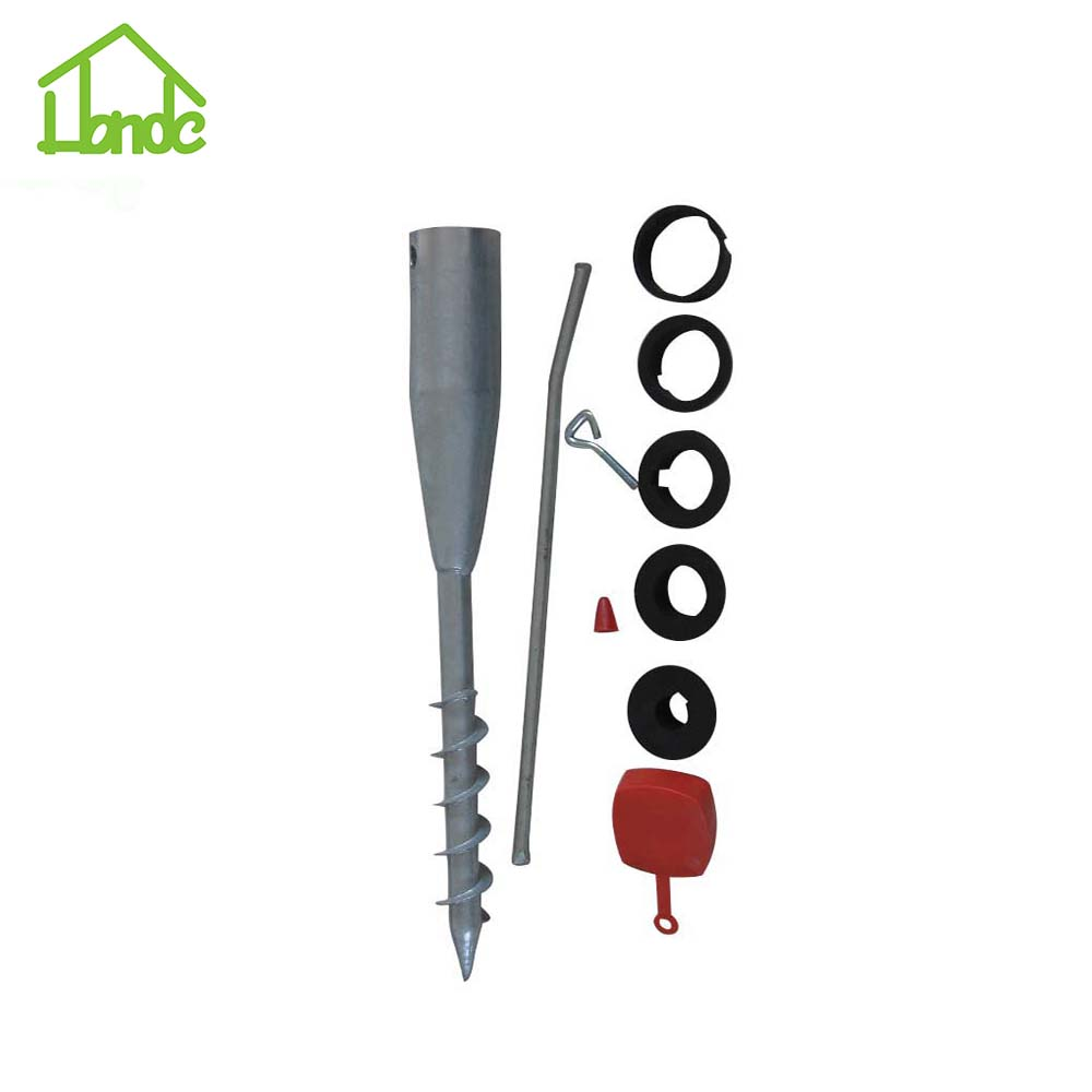 honde ground screw anchor