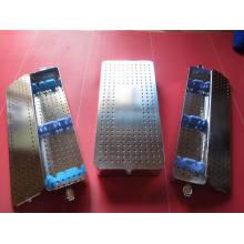 Sterilisations-Schließfach-Kasten des Edelstahl-Instrumentes