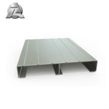 personalizado diferentes opções de alumínio material piscina deck board