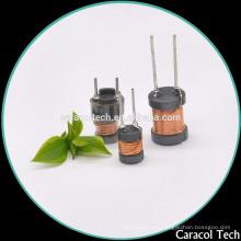 Dr. 68uH Inductor de obstrucción radial blindado para teléfonos inalámbricos