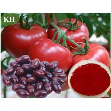 Pigmento natural 10%, 20%, 30% de extracto de tomate de licopeno