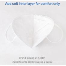 Disposable 3D Fold KN95 Face Mask