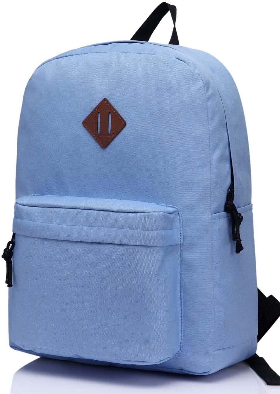 fashion waterproof school backpacks for teenagers