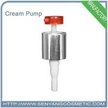 Metal foundation liquid pump head aluminum cream pump head