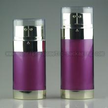 20 ml 40ml Tubes double peau Toner presse bouteilles