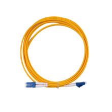Atacado Duplex LC-LC Connector fibra óptica cabo de remendo