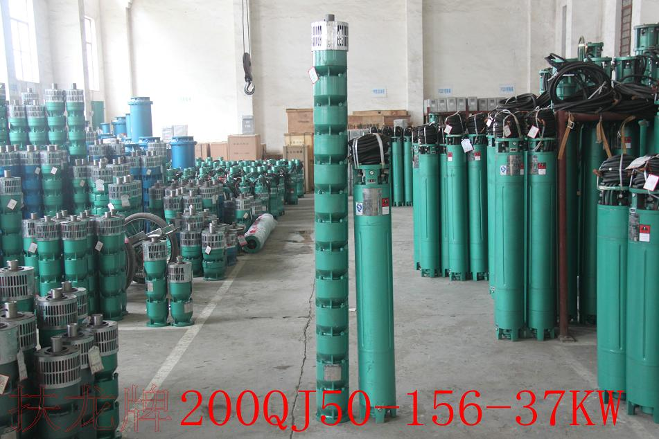 200QJ Submersible Water Pump