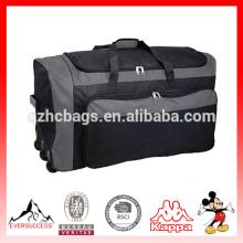 Sacs de voyage de sac de duvet de grande capacité pour des adolescents
