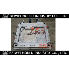 Bus Shroud Plastic Mould Manufacturer