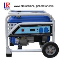 Gerador de gasolina refrigerado a água pequena de 7kw