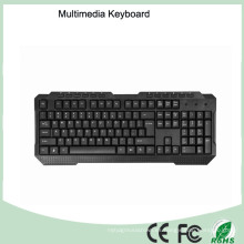 El teclado más barato del juego de las multimedias (KB-1688-B)