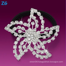 High Quality full crystal Rhinestone wedding headband, french hair band, ladies rhinestone bridal hair band
