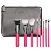 Rosa elementos clásico cepillo cosméticos conjunto (st0805)