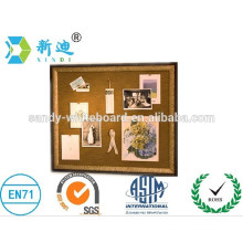 decorative fabric bulletin board
