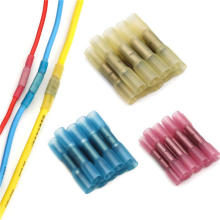 Insulated Electrical Heat Shrinkable Butt Connectors
