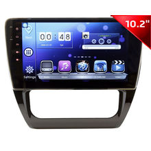 Yessun 10.2 Zoll Android Auto GPS für VW Magotan (HD1033)