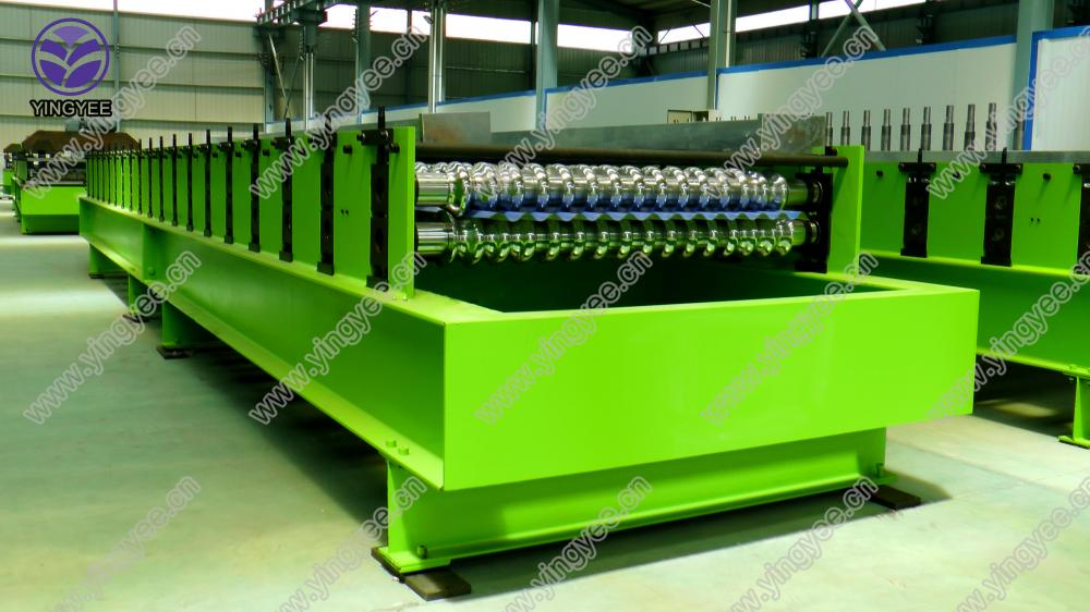 Corrugated Roof Roll Forming Machine From Yingyee07