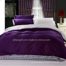 Tela de alta calidad de la materia textil de lujo 1000tc 100% sábanas de algodón
