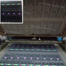 Botones de goma de silicona a control remoto personalizados