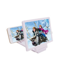 3d enlarged screen for mobile phone