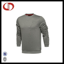 Breathable Blank Sportswear Mans Clothes Training Sweater