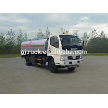 Dongfeng 4X2 unidad camión cisterna de combustible de 3-12 metros cúbicos