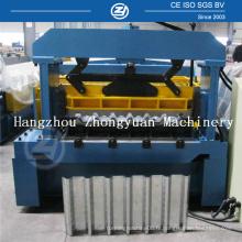 Machine de formage de rouleau à froid de construction