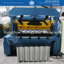 Construção Cold Roll Forming Machine