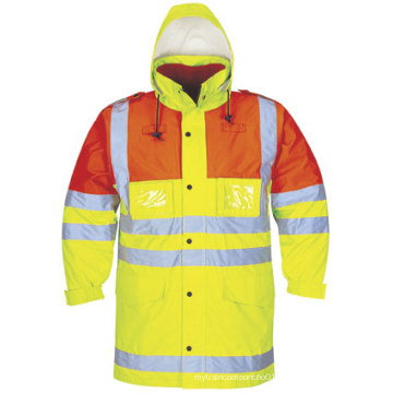 Ropa protectora de seguridad de alta visibilidad