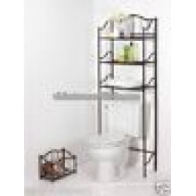 Elegance Chrome Material Bath Self\ Over the Toilet Shelf Storage\Space Saving Self for Bath Room