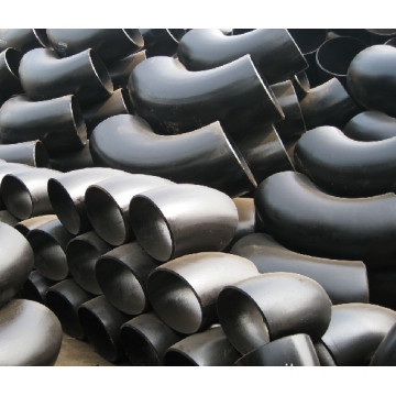 Cheap Price Black Malleable iron Elbow Pipe Fittings