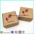 Caixas de papel de embalagem de sabão personalizado