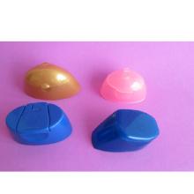 Flip Top Caps para o cuidado do cabelo Embalagem