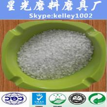Alumina fundida blanca vendida popular para el chorro de arena