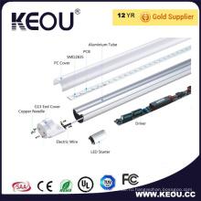 CE/Сид RoHS рекламы/крытый СИД T8 свет пробки потолка