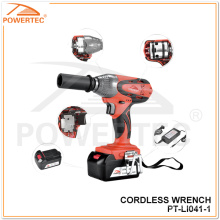 Powertec 18V Cordless Impact Wrench (PT-LI041-1)