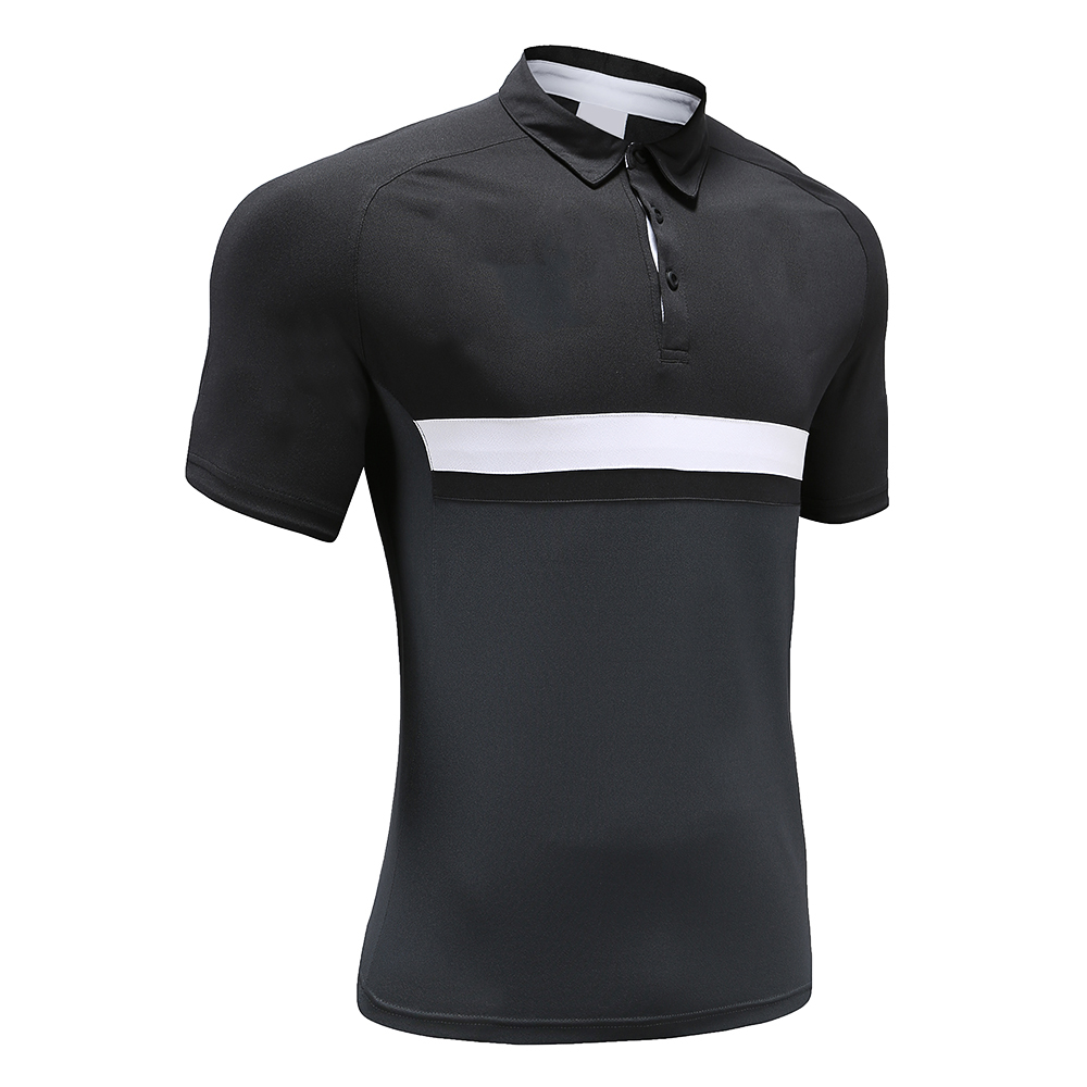100% Polyester Soccer Wear Polo Shirt