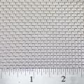 Malla de alambre tejida de plata pura Mesh 99.99% malla 230
