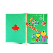 Cmyk Printed Custom Cardboard Photo Book Printing